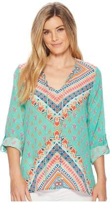 Tolani Brooke 3/4 Sleeve Blouse Women's Blouse