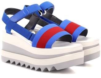 4f8208bae075 Striped Platform Shoes - ShopStyle Australia