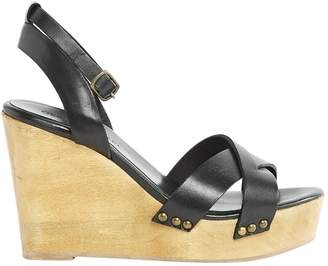 Gerard Darel Leather Sandals