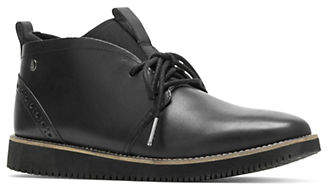 Hush Puppies Icon58 Chow Chow Leather Chukka Boots