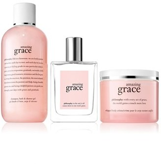 Philosophy 'Amazing Grace' Collection (Limited Edition) ($82 Value) $57 thestylecure.com
