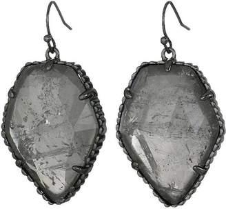 Kendra Scott Mirror Rock Crystal Earrings
