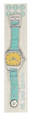 Toy Watch Ah, Quel Plaisir Tic-Tac Blue Yellow Strap
