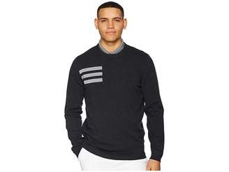 adidas 3-Stripes Crew Neck Sweater