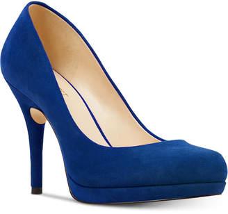 Nine West Kristal Platform Pumps Women Shoes