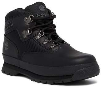 Timberland Euro Hiker Leather Boot (Big Boys)