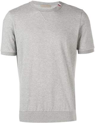 Eleventy short-sleeved sweatshirt