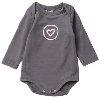 Coccoli Graphic Front Bodysuit (Baby Girls)