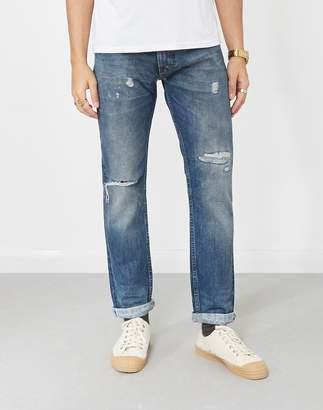 Lee 101 Rider Jeans Light Blue