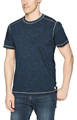 Agave Mens Firsco Woods Short Sleeve Crew Neck