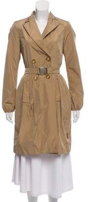 Moncler Structured Trench Coat