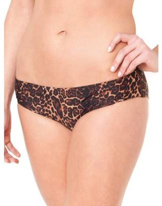 Smart & Sexy Women's Ruched Back Swim Bikini Bottom