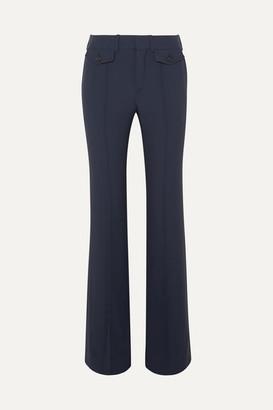 Chloé Cady Wide-leg Pants - Dark denim