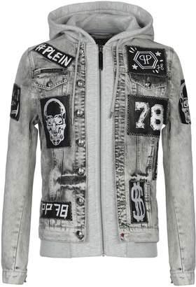 Philipp Plein Denim outerwear