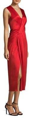 Jason Wu Crepe Satin Dress