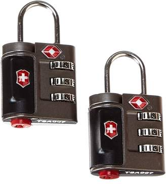 Victorinox Travel Sentry Approved Combination Lock Set Wallet