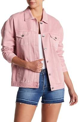 Vero Moda Oversized Denim Jacket