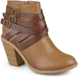 Co Brinley Women's Ankle Multi Strap Boots