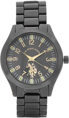 U.S. Polo Assn. USC40288 Gunmetal Watch