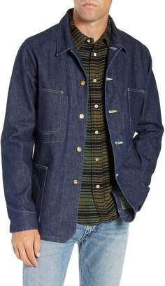 Levi's Sat Denim Shirt Jacket