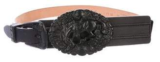 Barbara Bui Leather Waist Belt