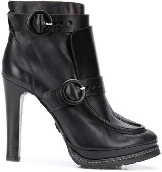 Buffalo David Bitton heeled ankle boots