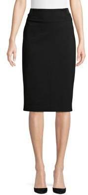 Context Knee-Length Pencil Skirt