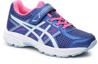 Asics GEL-Contend 4 Toddler & Youth Running Shoe - Girl's