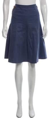 Barbara Bui Lightweight Knee-Length Skirt