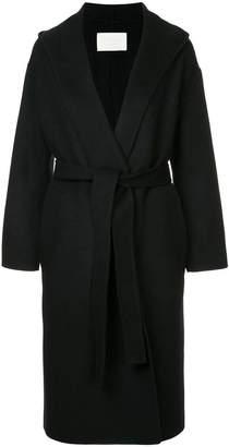 TOMORROWLAND belted robe coat