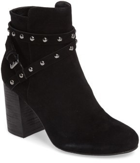Women's Bp. Kolo Flared-Heel Studded Bootie $119.95 thestylecure.com