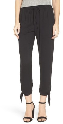 Women's Socialite Ankle Tie Pants $45 thestylecure.com