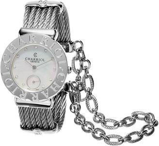 Charriol Women's Diamond St Tropez Watch