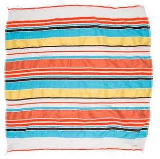 Lemlem Knit Striped Scarf