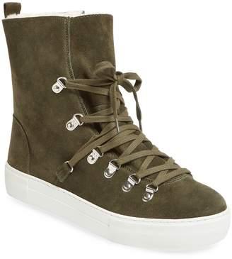 RENVY Women's Baler Leather Winter Boot