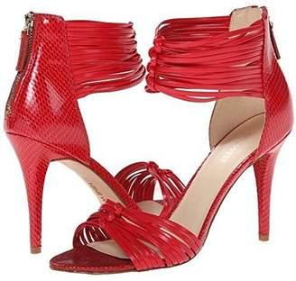 Nine West Women's Dechico Synthetic Heeled Sandal
