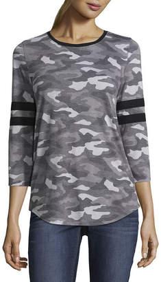Arizona 3/4 Sleeve Varsity T-Shirt- Juniors