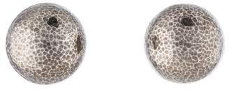 Gurhan Hammered Dome Earrings