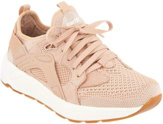 Earth Lace-Up Knit Sneakers - Gallivant