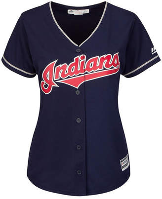 Majestic Women's Cleveland Indians Cool Base Jersey