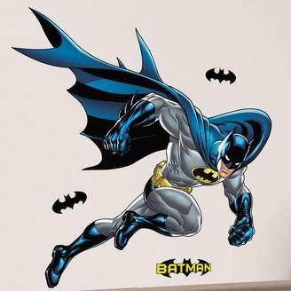 Roommates Batman Peel & Stick Wall Decal