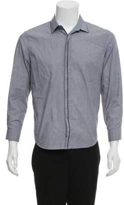 Viktor & Rolf Woven Button-Up Shirt