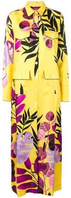 F.R.S For Restless Sleepers botanical shirt dress