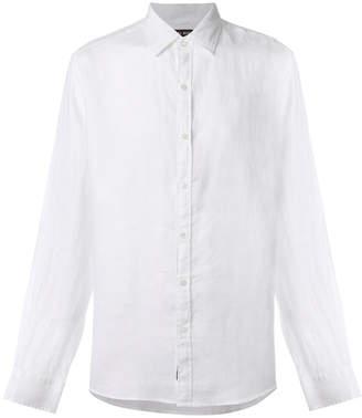 MICHAEL Michael Kors slim-fit linen shirt