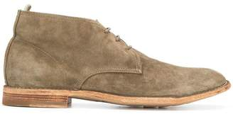 Officine Creative Softy lace-up boots