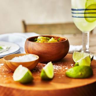 Sur La Table Acacia Wood Salad Bowl