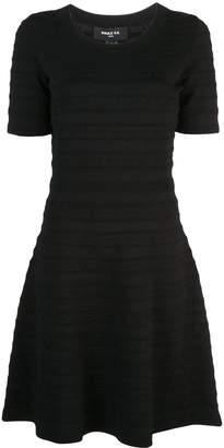 Paule Ka flared mini dress