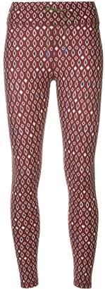 The Upside patterned leggings
