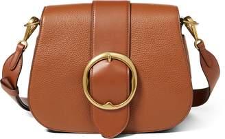 Ralph Lauren Leather Large Lennox Bag