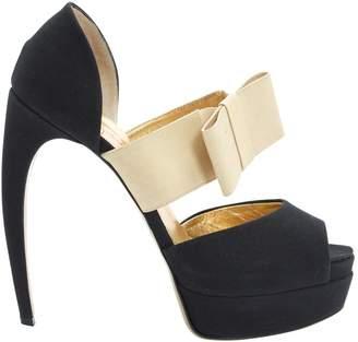 Walter Steiger Cloth sandals